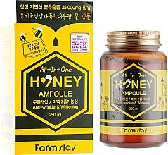 Perfumería y cosmética Sérum facial con extracto de jalea real y propóleo - FarmStay All-In-One Honey Ampoule