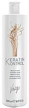 Perfumería y cosmética Crema capilar activadora con queratina - Vitality's Keratin Kontrol Activating Cream
