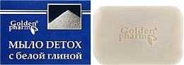 Perfumería y cosmética Jabón sólido con arcilla blanca - Golden Pharm