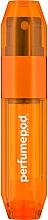 Perfumería y cosmética Atomizador recargable, vacío - Travalo Perfume Pod Ice Orange