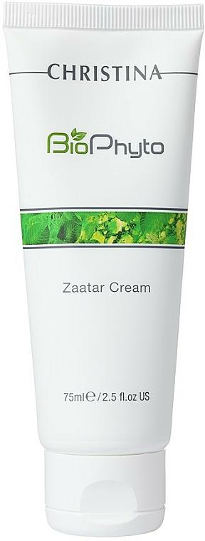 Crema facial reconstructora con extractos botánicos activos - Christina Bio Phyto Zaatar Cream