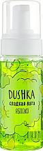 Perfumería y cosmética Espuma de ducha, manzana - Dushka Shower Foam