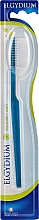 Perfumería y cosmética Cepillo dental suave, azul - Elgydium Classic Soft Toothbrush