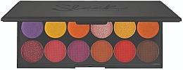 Perfumería y cosmética Paleta de sombra de ojos a base de minerales - Sleek MakeUP iDivine Chasing The Sun Eyeshadow Palette