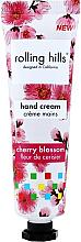 Perfumería y cosmética Crema de manos extracto de flor de cerezo de Japón - Rolling Hills Cherry Blossom Hand Cream