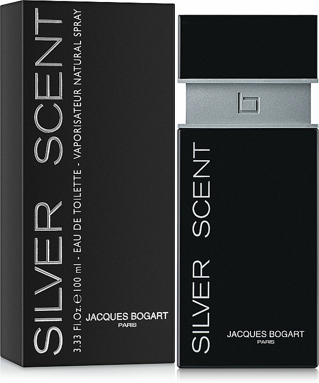 Bogart Silver Scent - Eau de toilette spray — imagen N2
