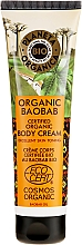 Perfumería y cosmética Crema corporal reafirmante con aceite de baobab - Planeta Organica Organic Baobab Body Cream