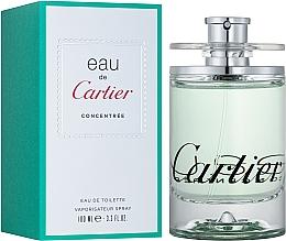 Cartier Eau de Cartier Concentree - Eau de toilette — imagen N2