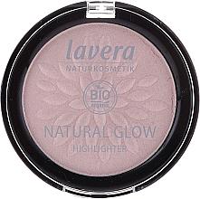 Perfumería y cosmética Iluminador facial bio compacto - Lavera Natural Glow Highlighter