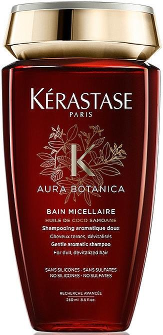 Champú micelar aromático con aceite de coco - Kerastase Aura Botanica Bain Micellaire Shampoo