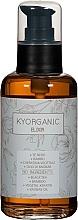 Perfumería y cosmética Elixir orgánico para cabello con té negro, bambú y queratina vegetal - Kyo Kyorganic Elixir