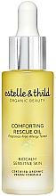 Perfumería y cosmética Aceite facial orgánico de avena, albaricoque y jojoba - Estelle & Thild BioCalm Comforting Rescue Oil