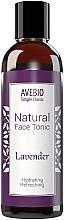 Perfumería y cosmética Tónico facial natural con lavanda - Avebio Natural Face Tonic Lavander