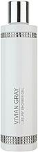 Perfumería y cosmética Gel de ducha perfumado - Vivian Gray White Crystals Luxury Shower Gel