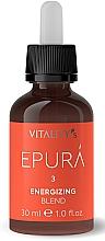 Perfumería y cosmética Concentrado para cuero cabelludo con ácido leontopódico - Vitality's Epura Energizing Blend