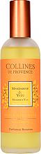 Perfumería y cosmética Ambientador en spray con aroma a mandarina - Collines de Provence Mandarin & Yuzu