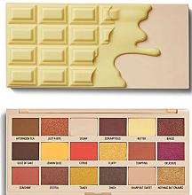 Perfumería y cosmética Paleta de sombras de ojos - I Heart Revolution Chocolate Eyeshadow Palette Lemon Drizzle
