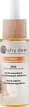 Perfumería y cosmética Elixir para rostro, cabello y cuerpo con jugo de aloe vera y aceite de naranja - Shy Deer Elixir