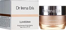 Perfumería y cosmética Crema de día iluminadora y antiarrugas con ceramidas - Dr. Irena Eris Lumissima Brightening & Anti-Aging Day Cream SPF 20