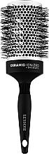 Perfumería y cosmética Cepillo térmico de pelo cerámico, 65mm - Lussoni Care&Style Styling Brush 65 mm