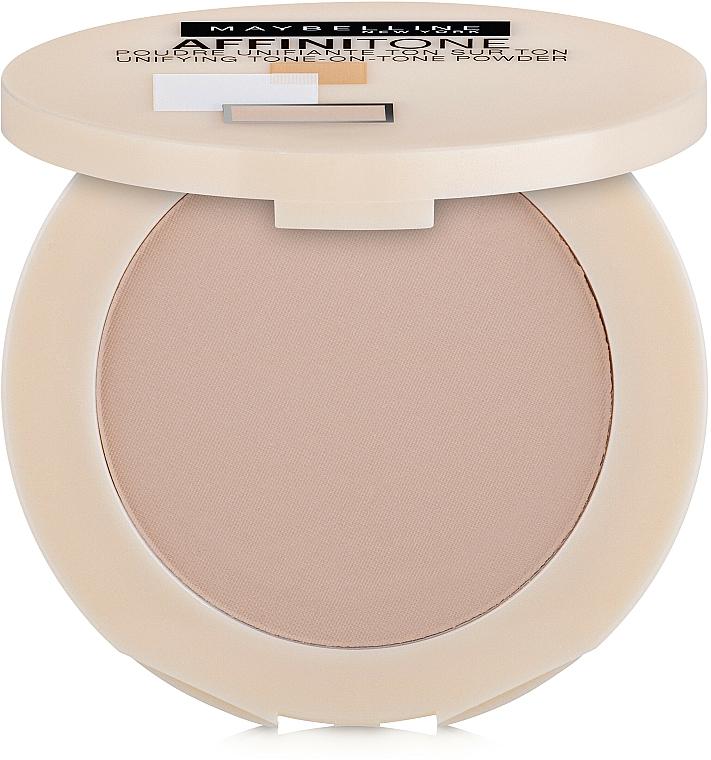 Polvo facial compacto - Maybelline Affinitone Powder