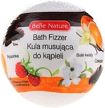 Perfumería y cosmética Bomba de baño, blanca - Belle Nature