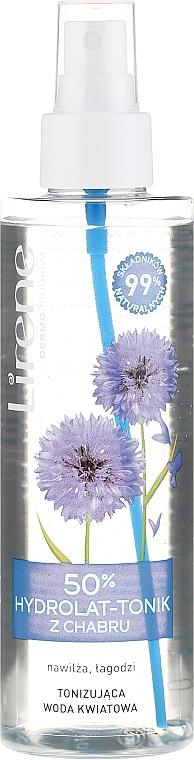 Hidrolato natural con agua de aciano - Lirene Cornflower Hydrolate