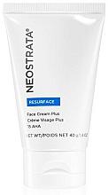 Perfumería y cosmética Crema facial exfoliante con ácido glicólico - Neostrata Resurface Face Cream Plus