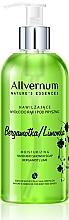 Perfumería y cosmética Jabón líquido para manos y cuerpo con bergamota y lima - Allverne Nature's Essences Hand And Shower Soap