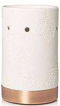Perfumería y cosmética Lámpara aromática - Yankee Candle Floral Ceramic