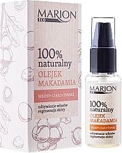 Perfumería y cosmética Aceite de macadamia para cabello, cuerpo y rostro - Marion Eco Oil