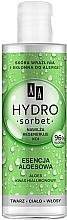 Perfumería y cosmética Esencia para cuerpo, rostro y cabello de aloe vera 96% y ácido hialurónico - AA Hydro Sorbet Aloe Essenc 96%
