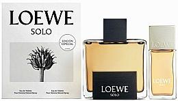 Perfumería y cosmética Loewe Solo Loewe - Set (eau de toilette/125ml + eau de toilette/formato viaje/30ml)