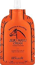 Perfumería y cosmética Crema facial con aceite de caballo - Beausta Jeju Mayu Cream