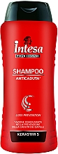 Perfumería y cosmética Champú revitalizante y suavizante con minerales - Intesa Classic Black Shampoo Loss Prevention