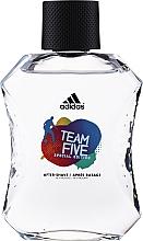 Perfumería y cosmética Loción aftershave - Adidas Team Five