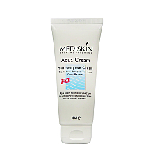 Perfumería y cosmética Crema facial hidratante con glicerina y aloe - Mediskin Aqua Cream