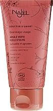 Perfumería y cosmética Exfoliante facial con arcilla verde - Najel Face Scrub Oriental Sweetness