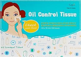 Perfumería y cosmética Papel facial matificante - Cettua Cleansing Mat Tissues