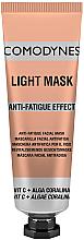 Perfumería y cosmética Mascarilla facial antifatiga con vitamina C - Comodynes Light Anti-Fatigue Effect Mask