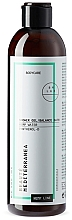 Perfumería y cosmética Gel de ducha con aceite de semilla de cáñamo y pantenol-D - Beaute Mediterranea Hemp Line ShowerGel Balance Bath