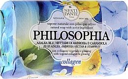 Perfumería y cosmética Jabón natural con colágeno vegetal & ginseng - Nesti Dante Philosophia Soap