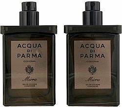 Perfumería y cosmética Acqua di Parma Colonia Mirra Travel Spray Refill - Agua de colonia, formato viaje (recarga)