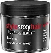 Perfumería y cosmética Crema texturizante para definición y brillo del cabello, fijación alta - SexyHair StyleSexyHair Slept In Texture Creme