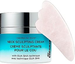 Perfumería y cosmética Crema rejuvenecedora y reafirmante para cuello con ácido hialurónico - Dr. Brandt Needles No More Sculpting Cream