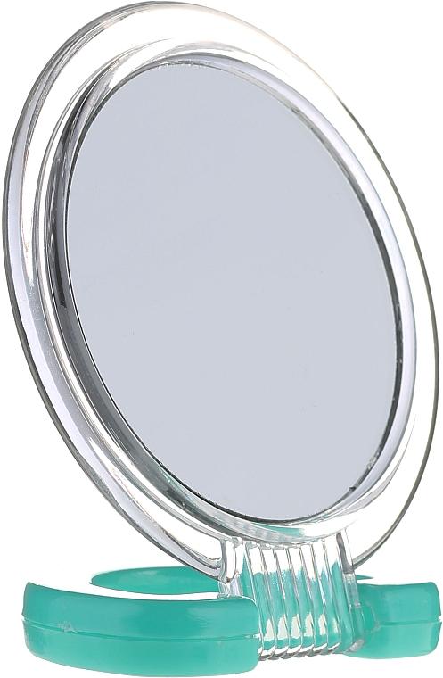 Espejo cosmético 5053 verde - Top Choice