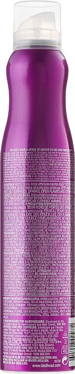 Spray voluminizador de cabello con linalol, fijación ligera y acabado natural - Tigi Superstar Queen For A Day Thickening Spray  — imagen N2