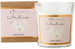 Perfumería y cosmética Vela aromática, orquídea - Ambientair Le Jardin de Julie Orchidee
