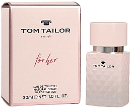 Perfumería y cosmética Tom Tailor For Her - Eau de toilette