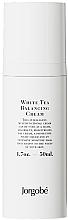 Perfumería y cosmética Crema facial equilibrante de té blanco - Jorgobe White Tea Balancing Cream